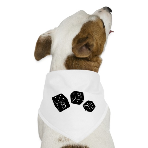 black box_vector2 - Dog Bandana