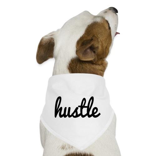 hustle vector - Dog Bandana