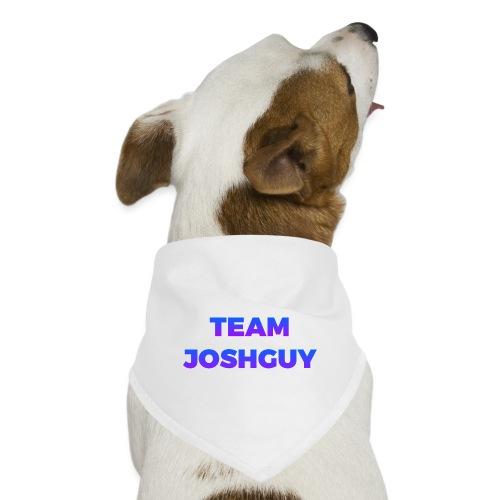 Team JoshGuy - Dog Bandana