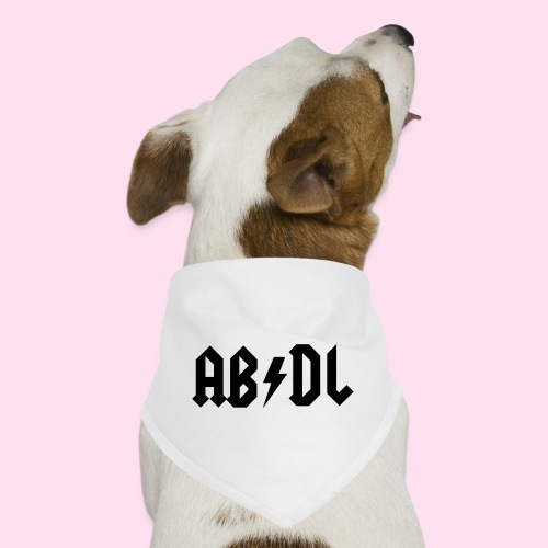 ABDL Rock - Dog Bandana