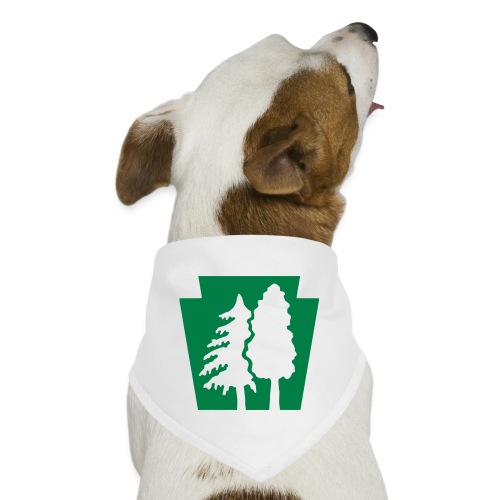 PA Keystone w/trees - Dog Bandana
