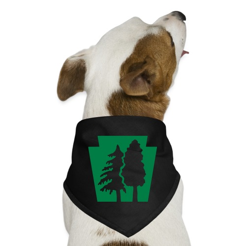 PA Keystone w/trees - Dog Bandana