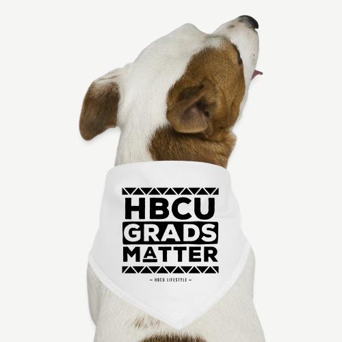 HBCU Grads Matter - Dog Bandana
