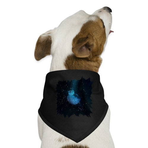 Galaxy Duckling in Space - Dog Bandana