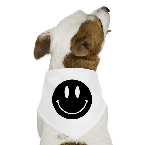 Smiley - Dog Bandana