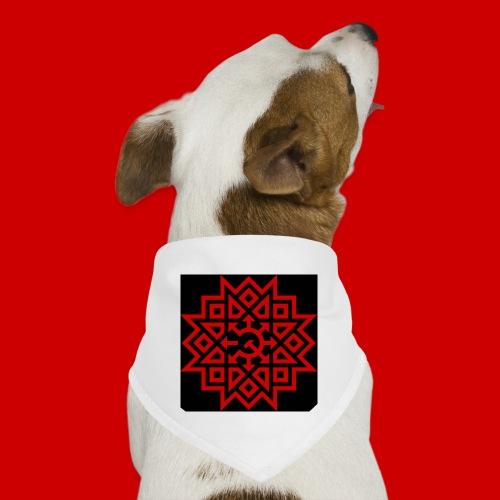 Chaos Communism Button - Dog Bandana
