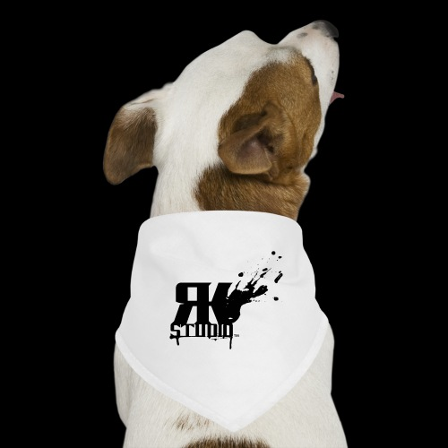 RKStudio Black Version - Dog Bandana
