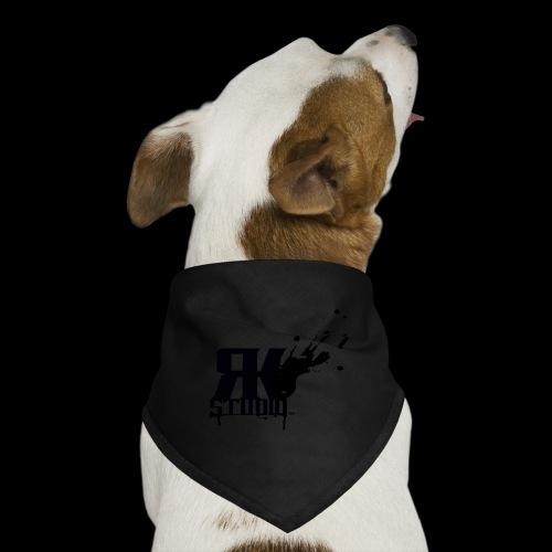 RKStudio Black Version - Dog Bandana
