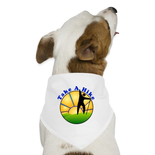 Take A Hike - Dog Bandana