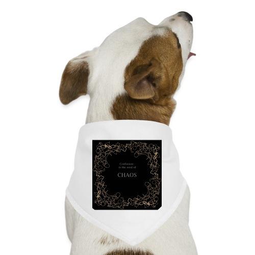 chaos - Dog Bandana