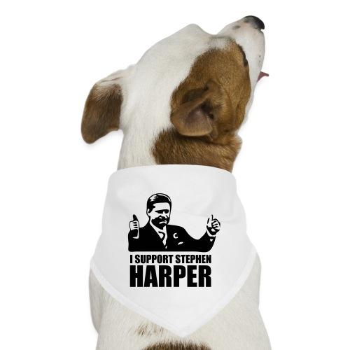 I Support Stephen Harper - Dog Bandana