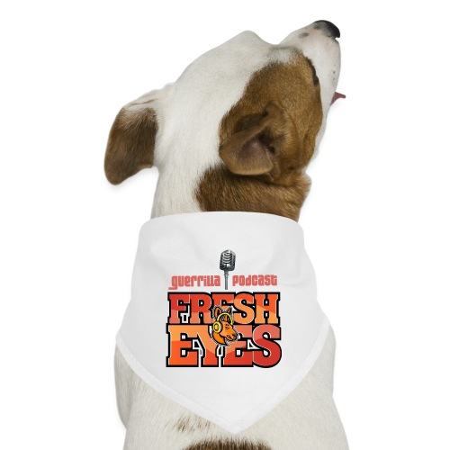 fresh eyes Merch - Dog Bandana