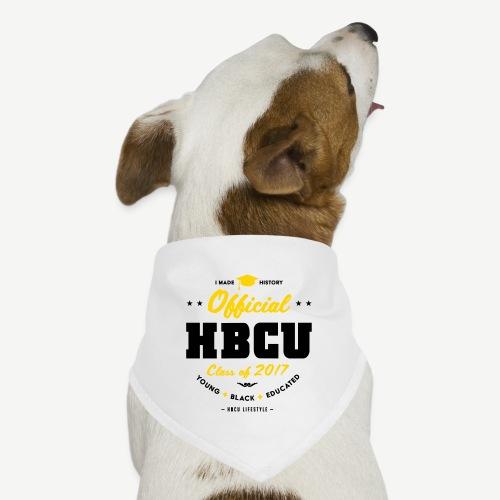 Official HBCU Class of 2017 Grad - Dog Bandana