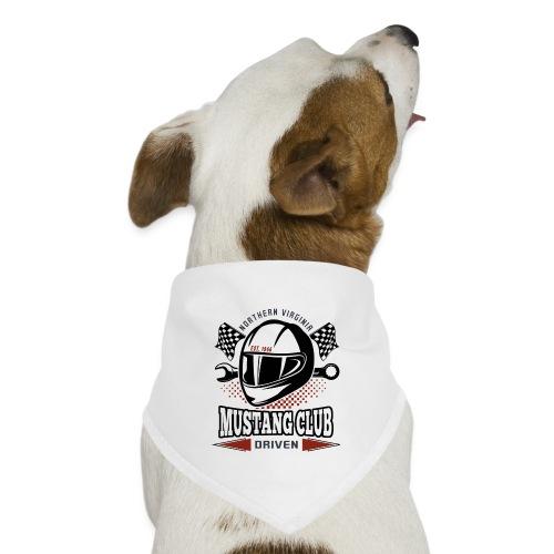 Race Helmet - Dog Bandana
