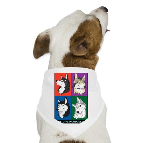 The Husky Girls - Dog Bandana