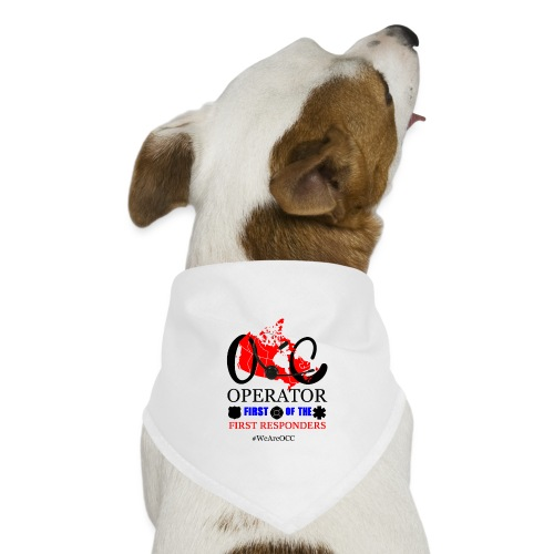 We Are OCC Plus Size - Dog Bandana
