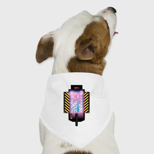 Ghostbusters Tetris Fair Use Mashup - Dog Bandana