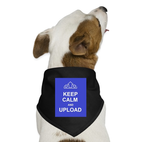RockoWear Keep Calm - Dog Bandana