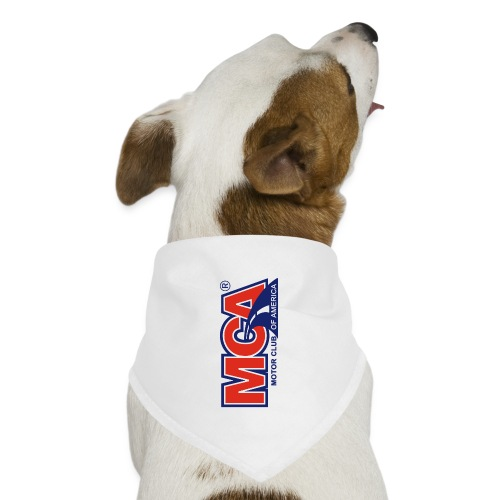 MCA Logo Iphone png - Dog Bandana