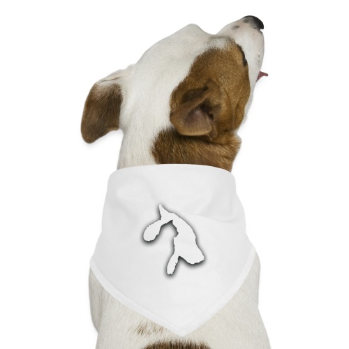 MaitreCaninLogoBlanc - Dog Bandana
