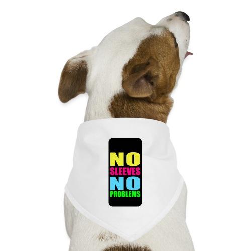 neonnosleevesiphone5 - Dog Bandana