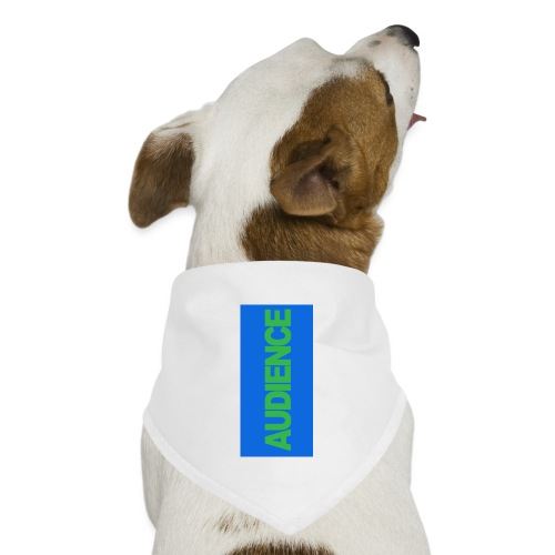 audiencegreen5 - Dog Bandana