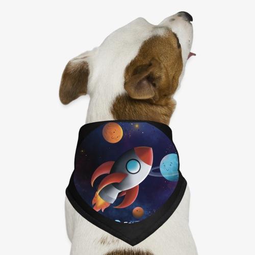 Solar System Scope : Little Space Explorer - Dog Bandana