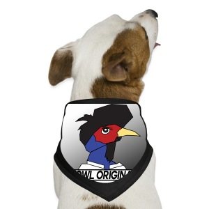 Fowl Original Logo - Dog Bandana