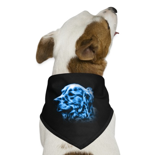 Golden Retriever Bandana - Dog Bandana