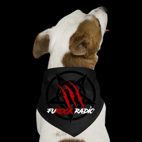 FuROCKpentalogoLarge - Dog Bandana