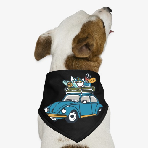 Gone Fishin' - Dog Bandana