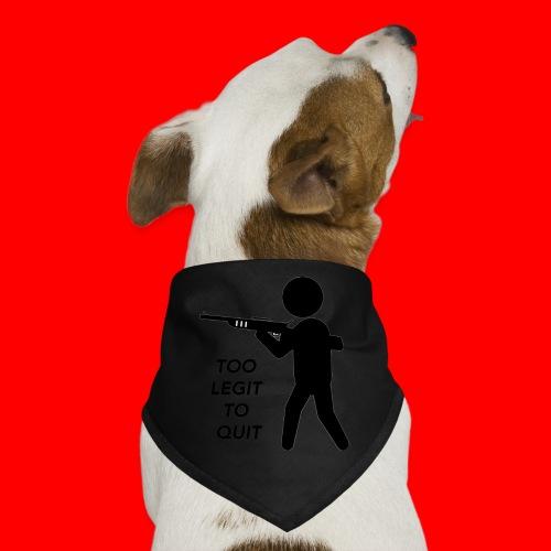 OxyGang: Too Legit To Quit Products - Dog Bandana