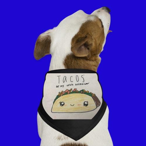 Tacos are my Spirit Animal - Dog Bandana