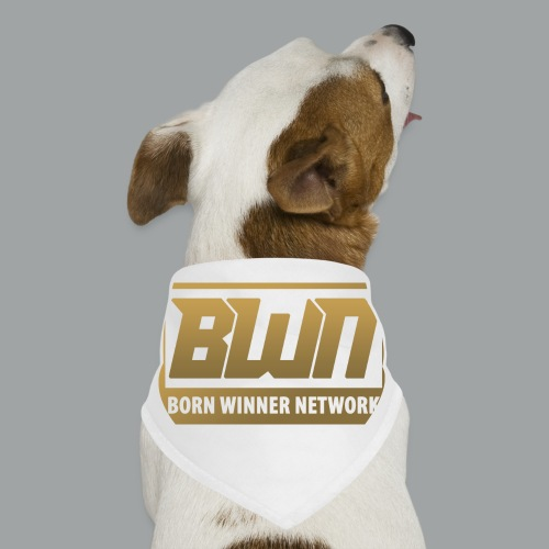BWN (Gold) - Dog Bandana
