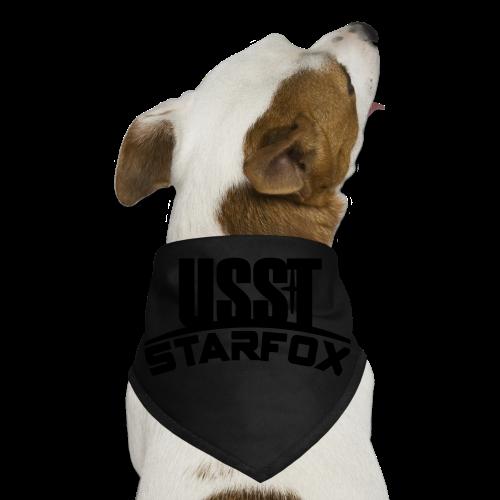 USST STARFOX Text - Dog Bandana