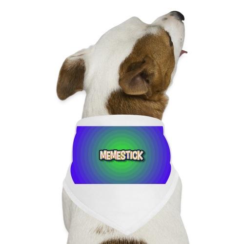memestick symbol - Dog Bandana
