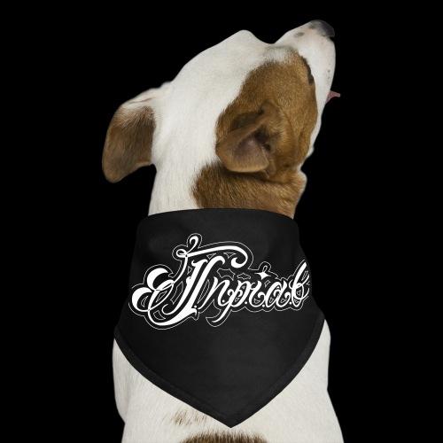 Inpiab lowercase - Dog Bandana