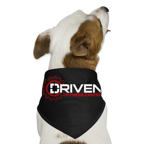 Driven Fitness Horizontal Logo - Dog Bandana