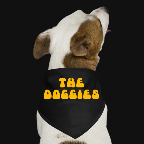 THE DOGGIES - Dog Bandana