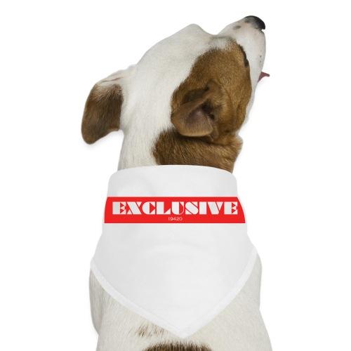 exclusive - Dog Bandana