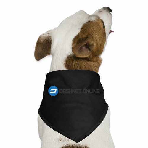 dashnet online dark - Dog Bandana