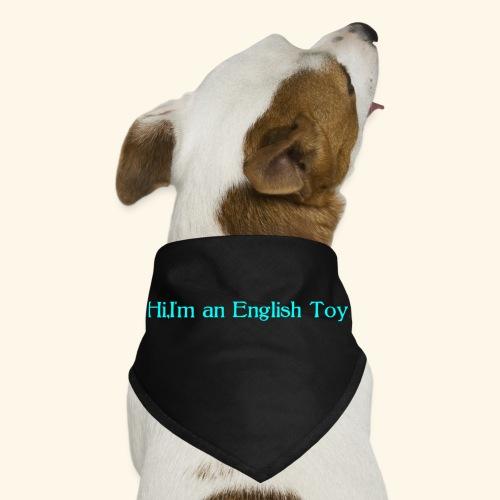 English Toy Spaniel Introduction Bandana - Dog Bandana