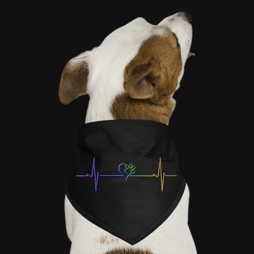 Live & Breathe Dog - Dog Bandana