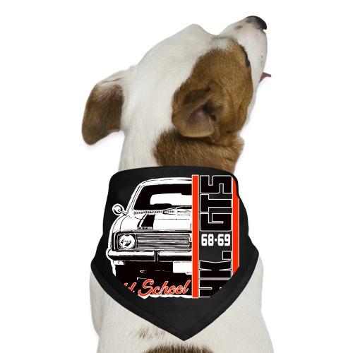 HK 1/2 OLDSCHOOLTSHIRTS - Dog Bandana