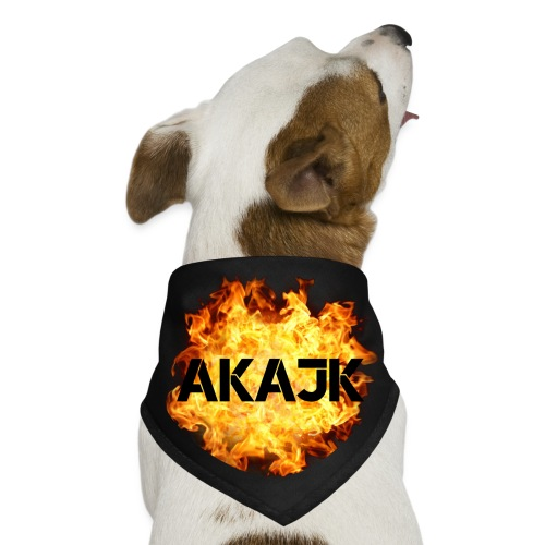 akajk lit - Dog Bandana