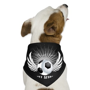 Play with Passion Schulz Academy white - Dog Bandana
