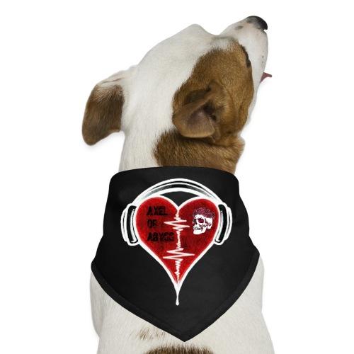 Axelofabyss Music in your heart - Dog Bandana