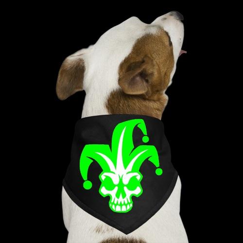 Wicked Crew Design 2 Green - Dog Bandana