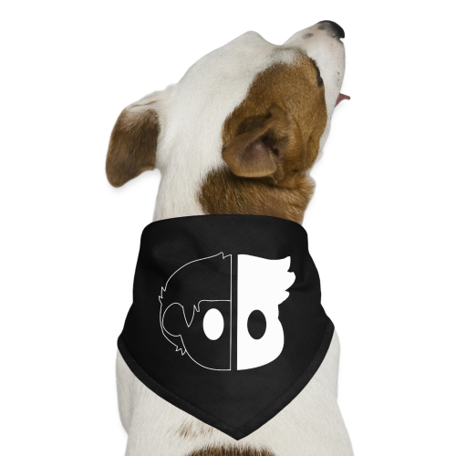 Eddie Animated Logo - Dog Bandana