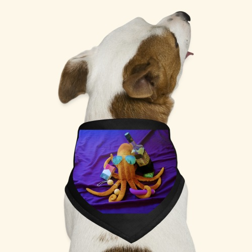 Mr squiddy - Dog Bandana